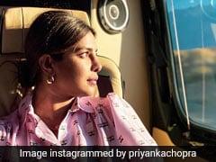 "Priyanka Chopra's ""Wanderlust"" Post In A Pretty Printed Shirt Is Our Mood Too"