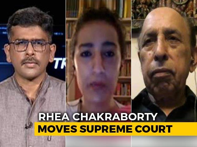 Video : Is Rhea Chakraborty A Victim Of Media Trial?