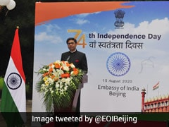 India Faced Twin Challenges Of Covid, Border Aggression: Envoy In China