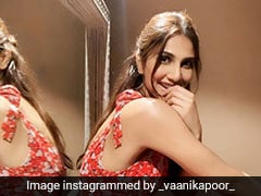 Vaani Kapoor Is A Summer Dream In This Floral Dress
