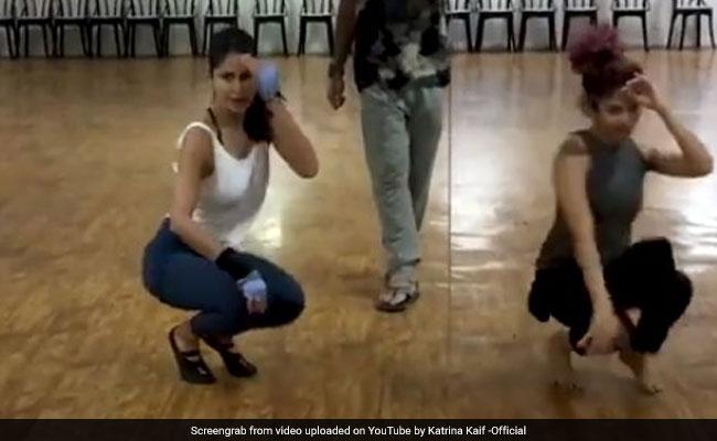 कैटरीना कैफ ने 'सुरैया' सॉन्ग पर दिखाए शानदार डांसिंग मूव्स, थ्रोबैक Video हुआ वायरल