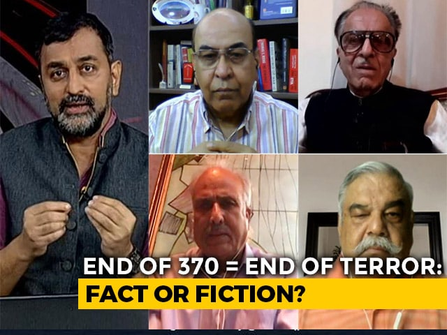 Video : 'New Kashmir': Reality Check