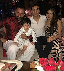 Ibrahim's One Word Response To Saif And Kareena's Baby Announcement