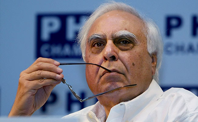 'You Never Listened...': Congress's Kapil Sibal To PM On Farmers' Protest