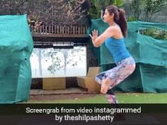 Weight Loss Yoga: शिल्पा शेट्टी कुंद्रा अपने मॉर्निंग रुटीन में इस सीक्वेंस में करती हैं योग, देखें वीडियो