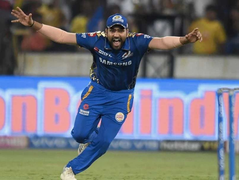 Rohit Sharma Says As Captain, He Is The Least Important Person In Team
