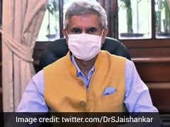 S Jaishankar Discusses COVID-19 Vaccine Cooperation With German Counterpart