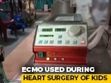 Video : Extracorporeal Life Support Helps Patients With Severe COVID-19 Symptoms In Kolkata