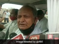 BJP Accuses Ashok Gehlot Government Of Horse-Trading, Tweets Video