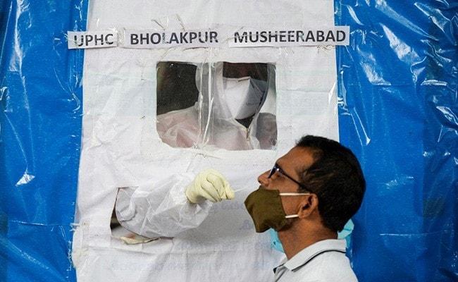 महाराष्ट्र में कोरोना वायरस संक्रमण के 24,619 नए मामले सामने आये, 398 लोगों की मौत
