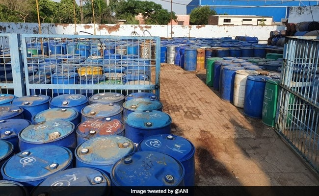 Over 27,000 Litres Of Chemicals Mixed With Alcohol Seized In Punjab