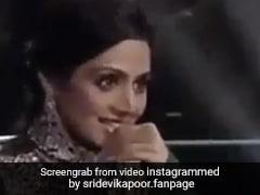 Sridevi से अमिताभ बच्चन ने पूछा ऐसा सवाल, सिर पकड़कर बैठ गई थीं एक्ट्रेस- देखें Video