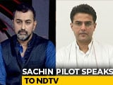Video : Return Of The Rebel: Sachin Pilot Back In Jaipur