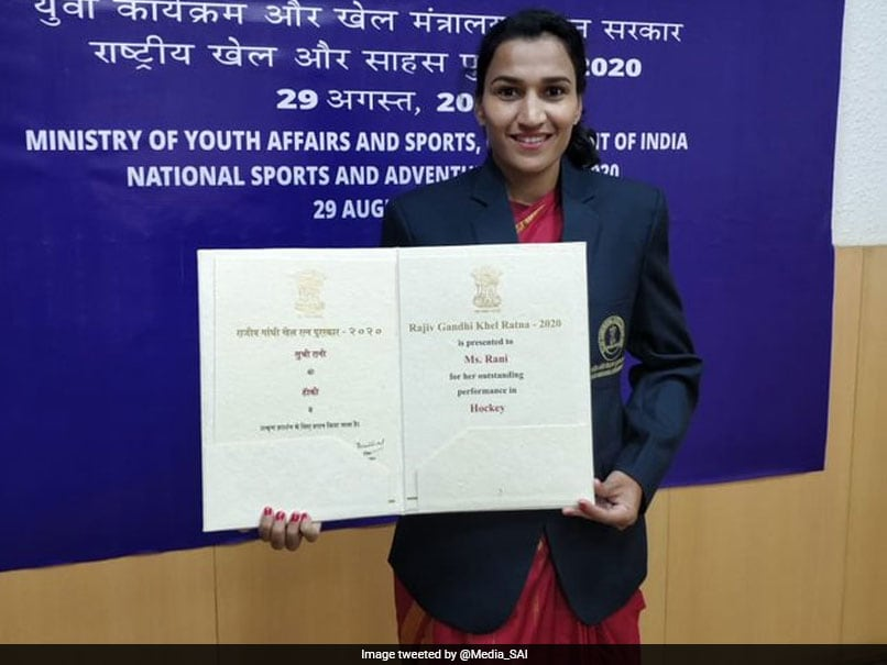 National Sports Awards 2020: Sportspersons Receive National Honours In Virtual Ceremony For The First Time
