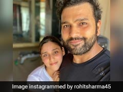 """""""Weirdos In Love"""": Rohit Sharma And Ritika Sajdeh Win Hearts With Adorable Post"""