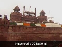 Low-Key Independence Day Celebrations At Red Fort In Delhi Amid Pandemic