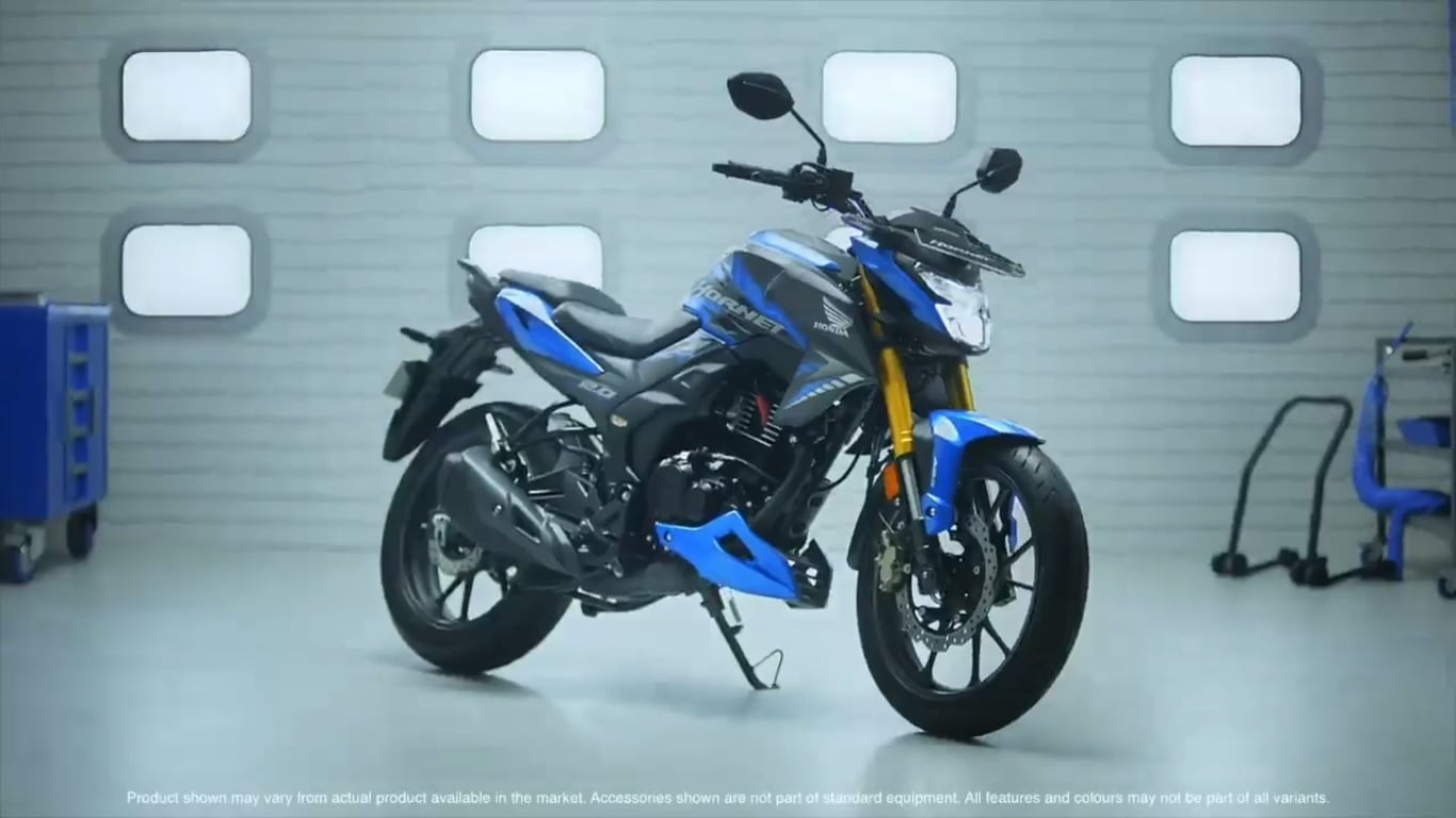 New Honda Hornet 2.0 Launch Live Highlights; Prices, Images, Features, Specifications