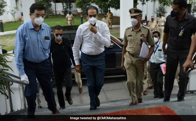 Criticising Chief Minister Over Covid Awareness Akin To 'Treason': Shiv Sena To BJP