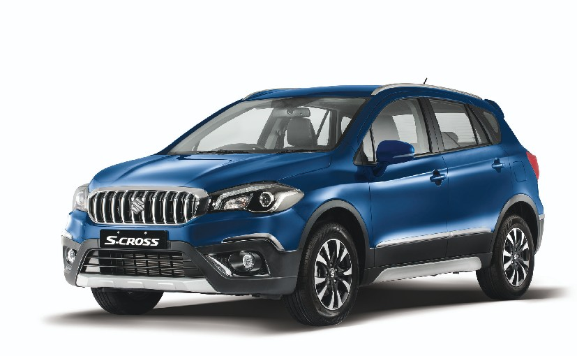 The 1.5-litre petrol engine on the S-Cross develops 103 bhp and 138 Nm of peak torque