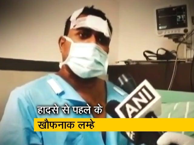 Videos : विमान हादसा : सर्वाइवर ने सुनाई आपबीती