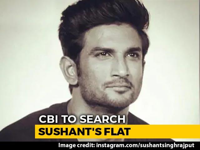 Video : CBI Officials To Probe Sushant Rajput Case Reach Mumbai, Not Quarantined