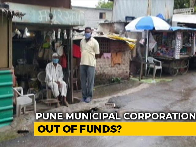 Video : Amid Surge, Pune Civic Agency Says No Funds For Jumbo Covid Facilities