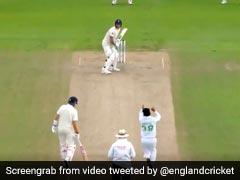 Eng Vs Pak: पाक गेंदबाज ने पिच पर 'नचाई गेंद', बोल्ड होने के बाद ऐसे देखने लगे बेन स्टोक्स - देखें Video