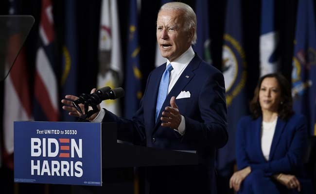 'Joe Biden Will Be A President Who Represents The Best In Us': Kamala Harris