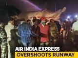 Video : Plane Skids Off Runway During Kerala Landing, Splits In Two