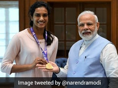 PM Narendra Modi Thanks Women Sports Stars As They Wish Him On Raksha Bandhan