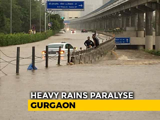Video : Climate Change Leading to Unusually Intense Rain?