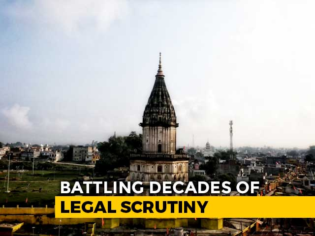 Video : Ayodhya Temple's Journey Of Faith And Politics