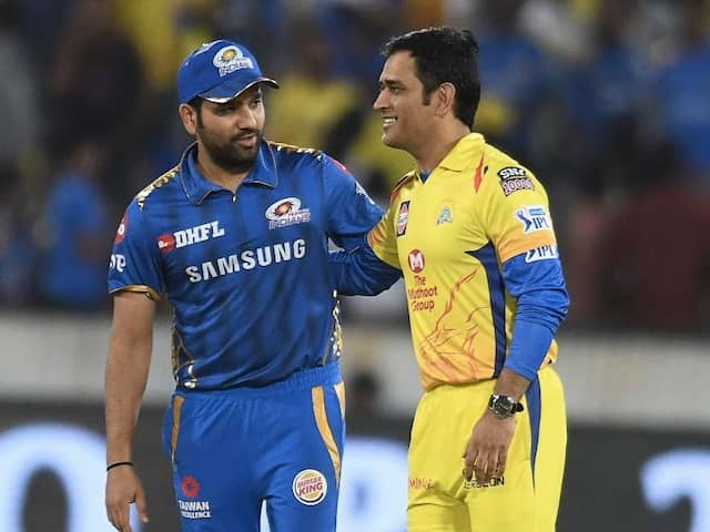 IPL Captaincy Records: MS Dhoni Leads In Numbers, Rohit Sharma In Titles