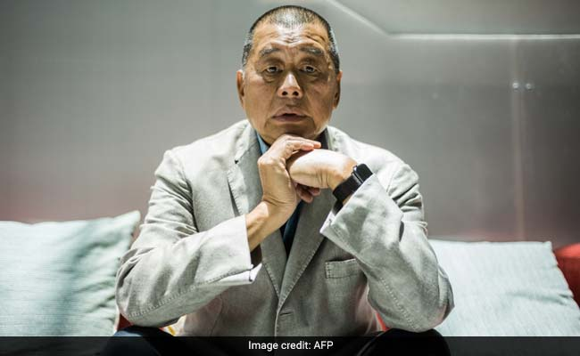 China Hails Arrest Of 'Rabble-Rouser' Pro-Democracy Media Tycoon Jimmy Lai