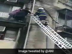 Fire Breaks Out In Commercial Building In Mumbai, 6 People Rescued