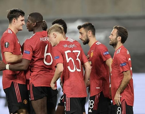 Europa League: Fernandes Lifts Man United Past Copenhagen