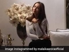 मलाइका अरोड़ा के घर की फोटो हुईं वायरल, आप भी देखें Inside Pics