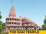Video : What Ram Temple In Ayodhya Will Look Like