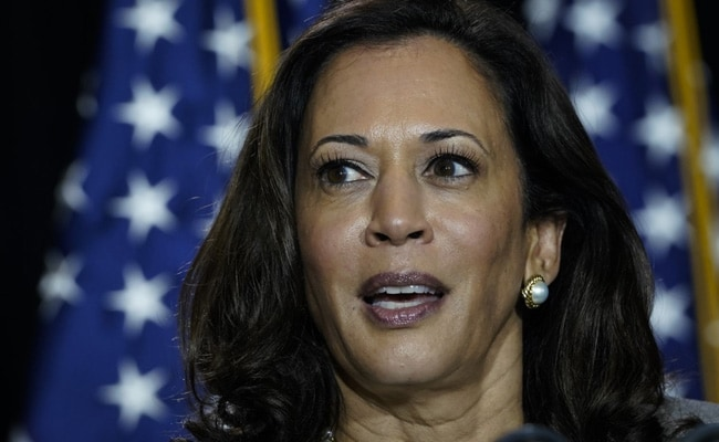 Kamala Harris Reminds Indian Americans Of Her South Asian Descent