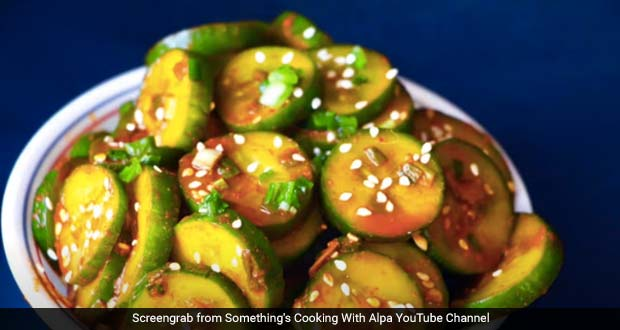 Weight Loss: Give A Feisty Twist To Your Meal With This Spicy Cucumber Salad Recipe (Video Inside)