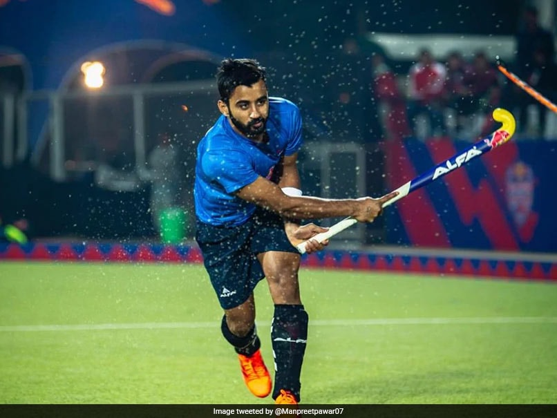Indian Captain Manpreet Singh And Five Other Hockey Players Recover From Coronavirus