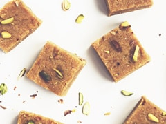 Immunity-Boosting Ginger <i>(Adrak) Barfi</i> May Work Wonders For Cough And Cold (Recipe Inside)