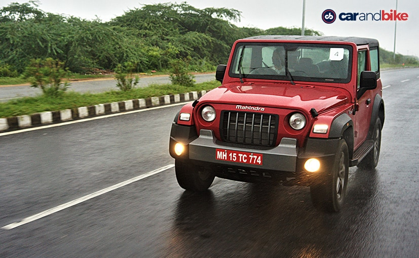 The new-generation Mahindra Thar was launched in India on October 2, 2020