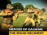 Video : Heroes Of Galwan: The Bihar Regiment