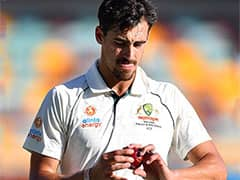Australias Mitchell Starc Bulked Up To Challenge Speed Record