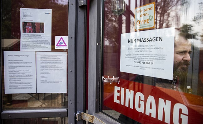 Berlin Brothels Reopen After COVID-19 Lockdown, But Sex Not Allowed