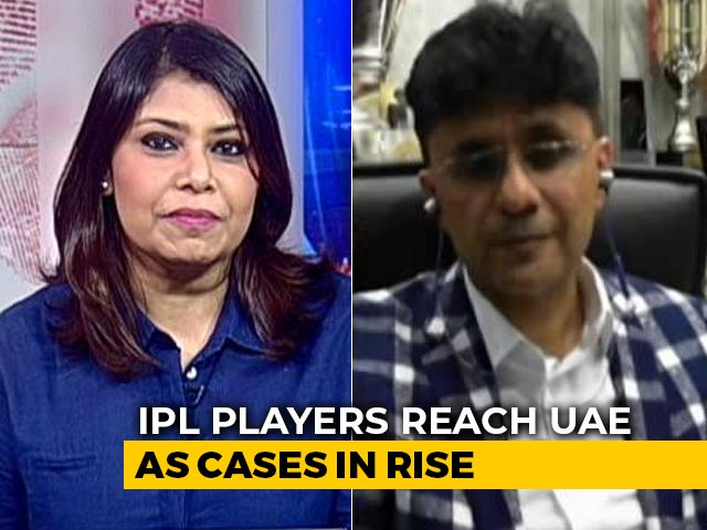 Video : Players Will Enjoy Playing Cricket In UAE: Delhi Bulls Owner