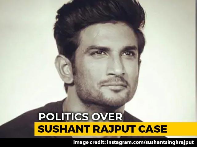 Video : Mumbai, Not Bihar, Gave Sushant Rajput Prosperity, Says Shiv Sena