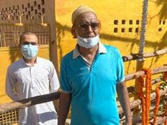 """राम मंदिर भूमि पूजन : 92 के दंगे में घर बार खो चुके सैय्यद आसिफ बोले- हम चाहते हैं """"अयोध्या में राम राज्य"""""""
