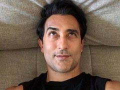 "Couch Potato? Please. Rahul Khanna Is A ""Sofa Stag"""